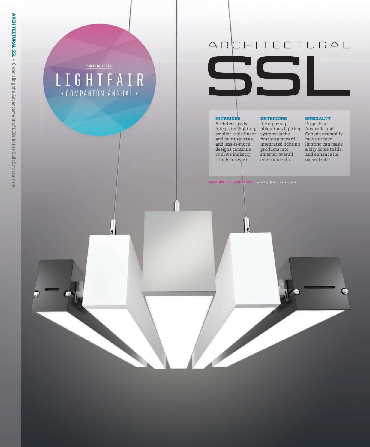 Architectural Ssl April 2019 By Construction Business Media Issuu