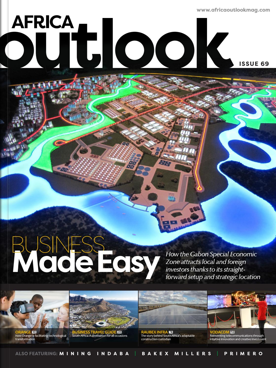 Africa Outlook - Issue 69 by Outlook Publishing - issuu