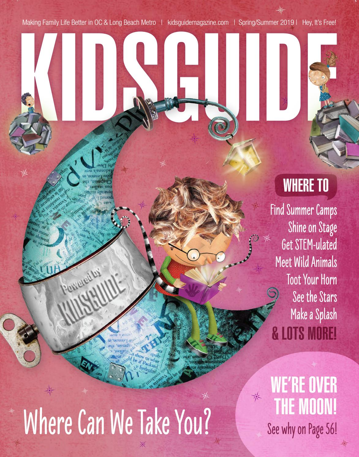 Kidsguide Spring Summer 2019 By Kidsguide Issuu