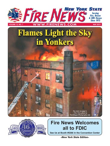 Fire News, New York State edition, October 2018 by Fire News