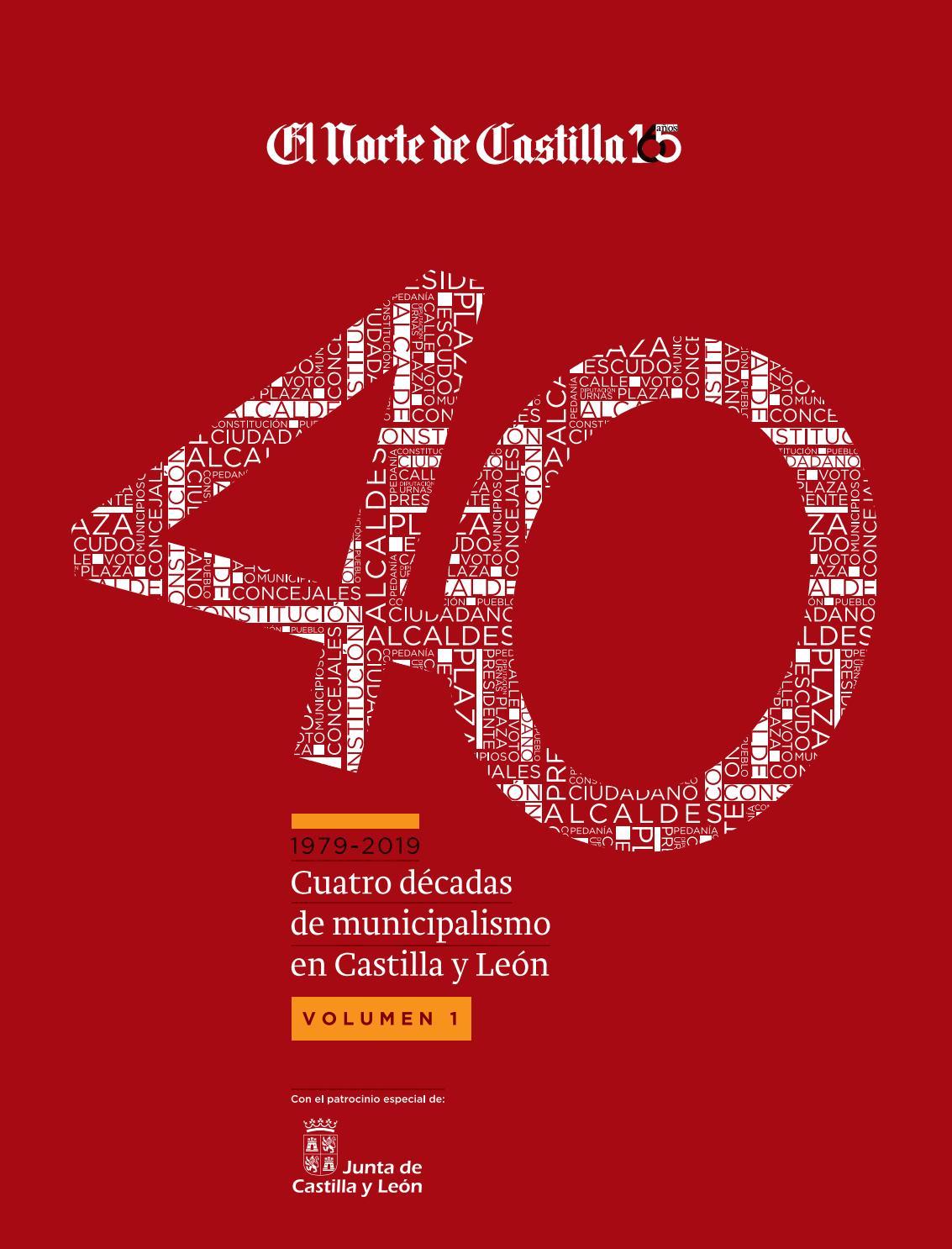 c90767b730d8 40 años de municipalismo - Valladolid - Pueblos by El Norte de Castilla -  issuu