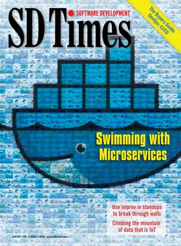 SD Times - July 2017