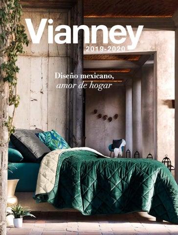 Catalogo Vianney Hogar 2019 20 Colchas Lupita By Colchas Edredones