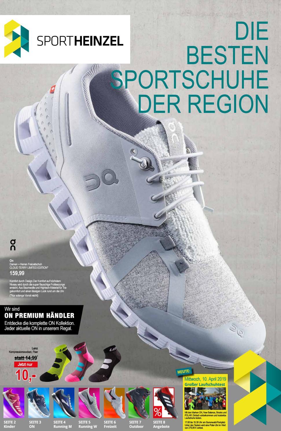 Sportschuhmagazin April 2019 by Sport Heinzel issuu