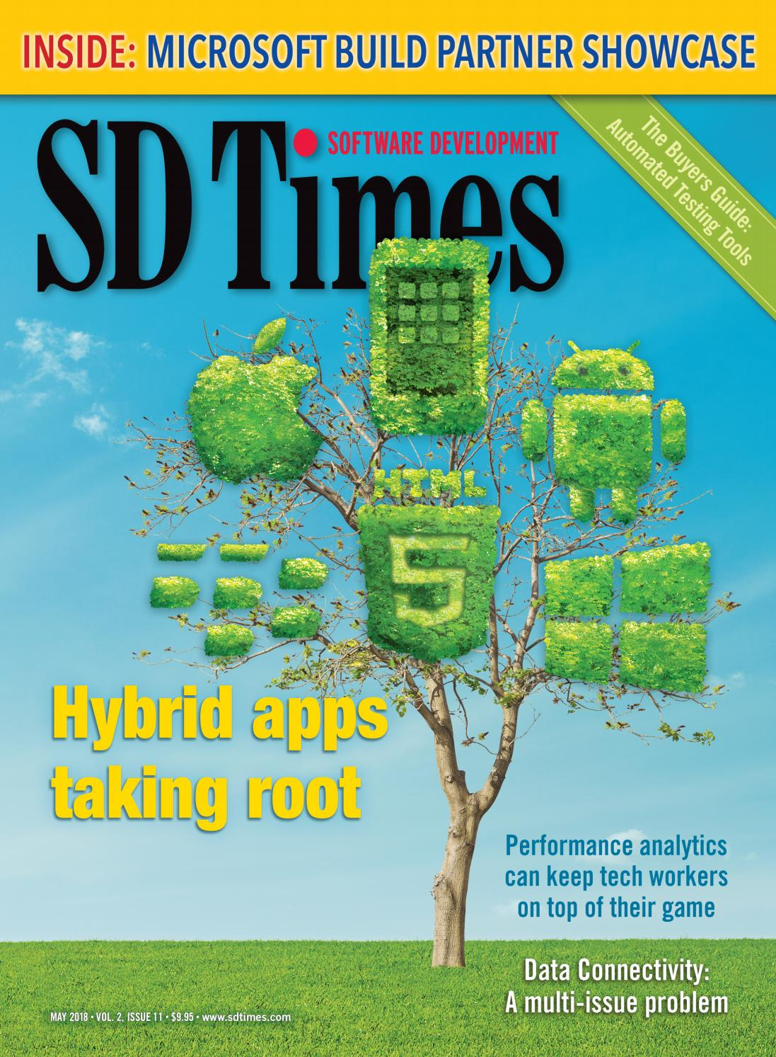 SD Times - May 2018 by d2emerge - issuu