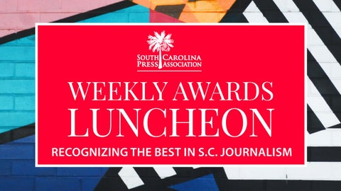 9b0375fea12eef 2019 Weekly Awards Luncheon Digital Presentation by S.C. Press ...