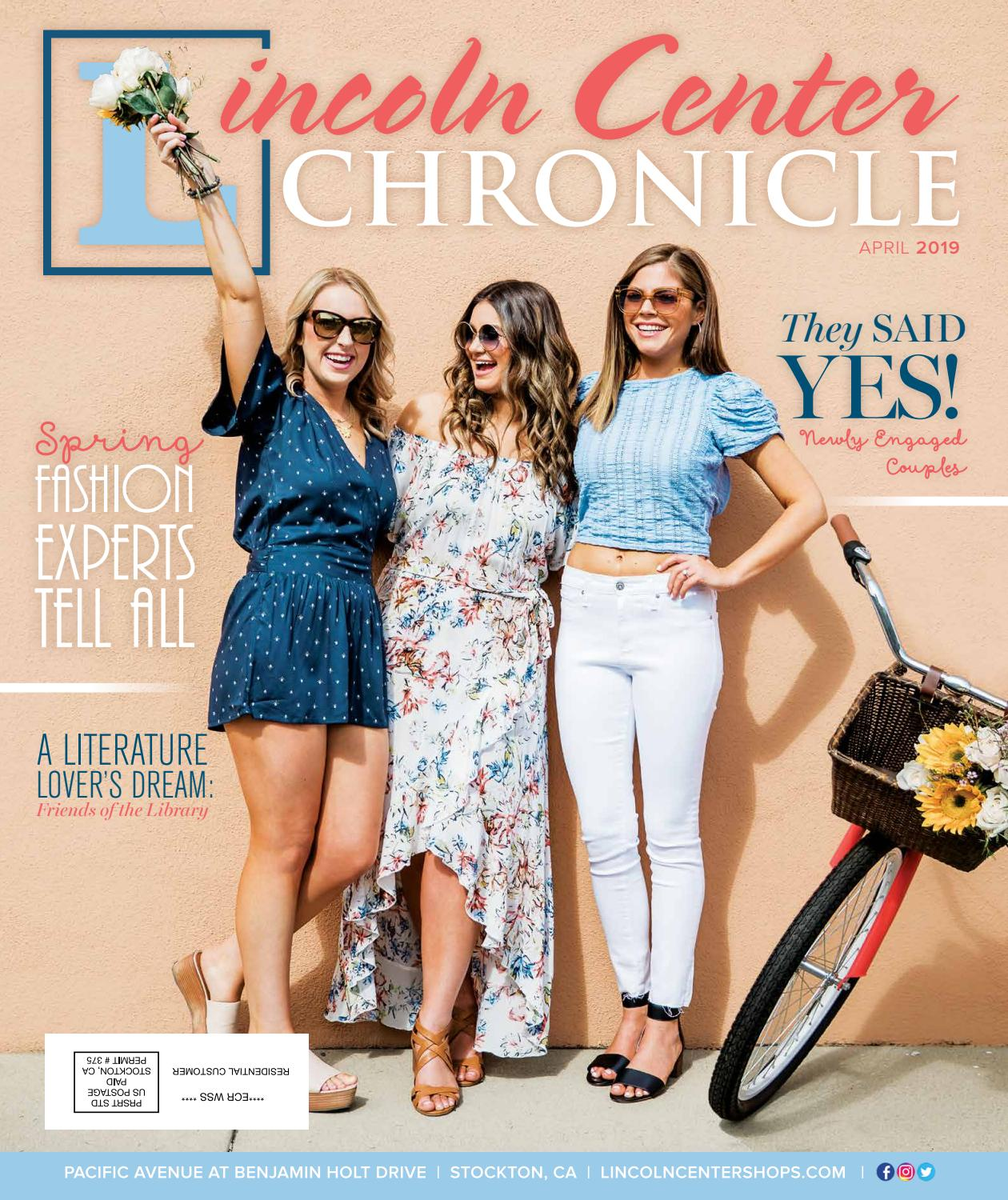 7627ef00567 Lincoln Center Chronicle April 2019 by Lincoln Center - issuu