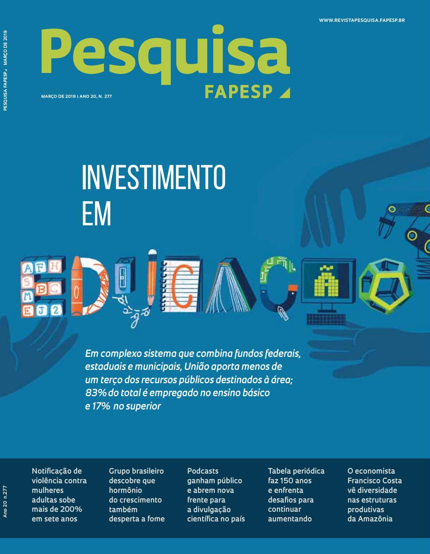 df6131f7b Investimento em educação by Pesquisa Fapesp - issuu