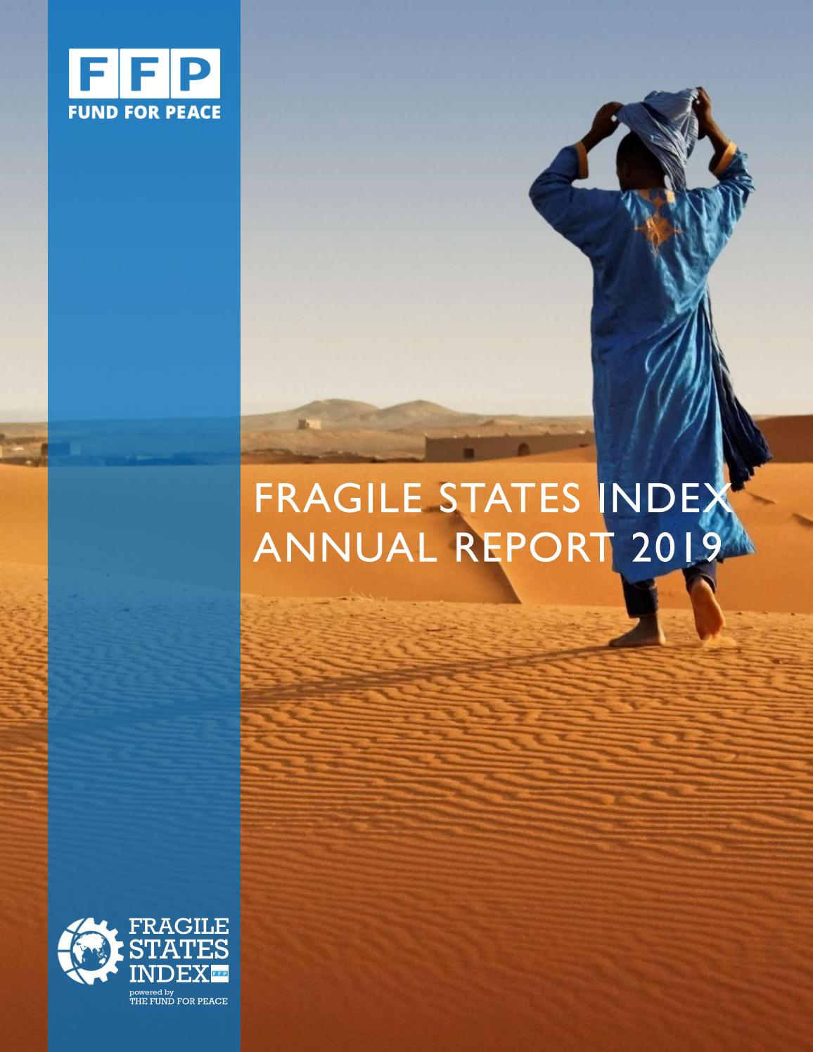 Fragile States Index 2019 by The Fund for Peace - issuu