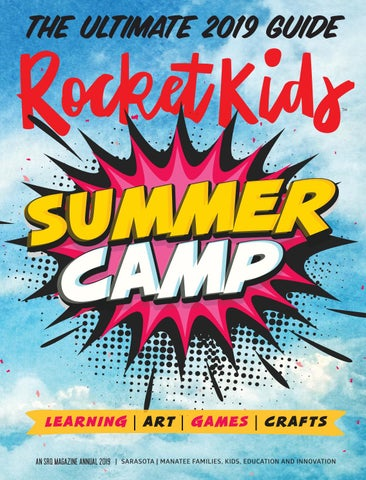 Rocketkids 2019 Summer Camps By Srqme Issuu