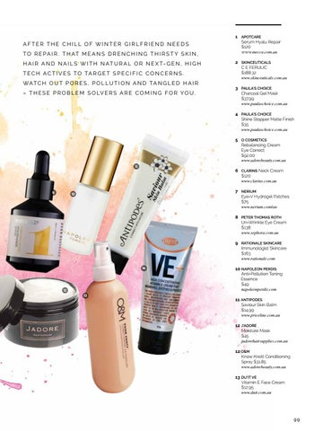 Page 99 of SOS Beauty