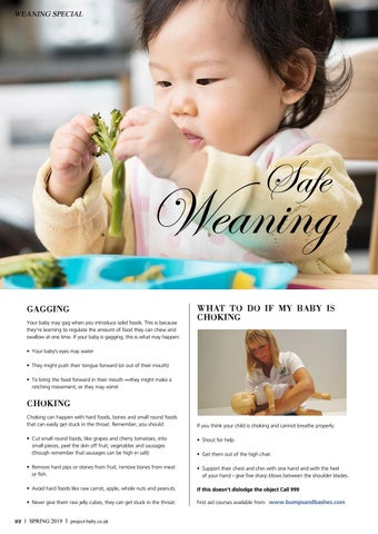Page 22 of Project Weaning