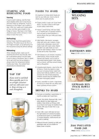 Page 23 of Project Weaning
