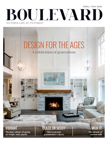 Boulevard Magazine, Victoria, April/May 2019 by Boulevard