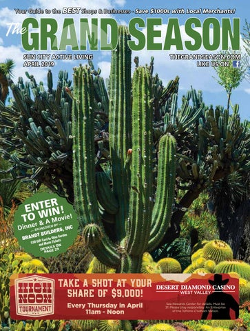 Active Living Sun City April 2019 by The Grand Season - issuu