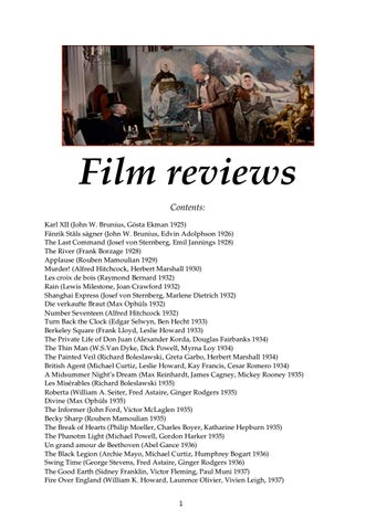 190e81ee9 Film reviews by Christian Lanciai - issuu