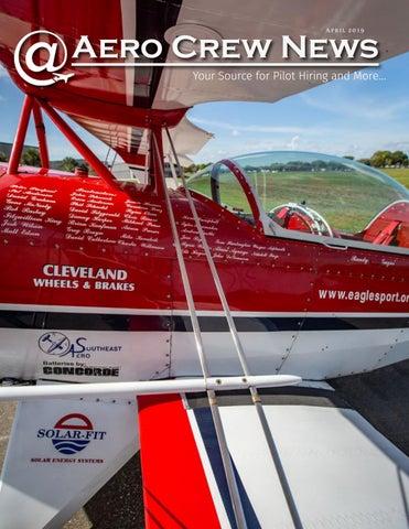 Aero Crew News, April 2019