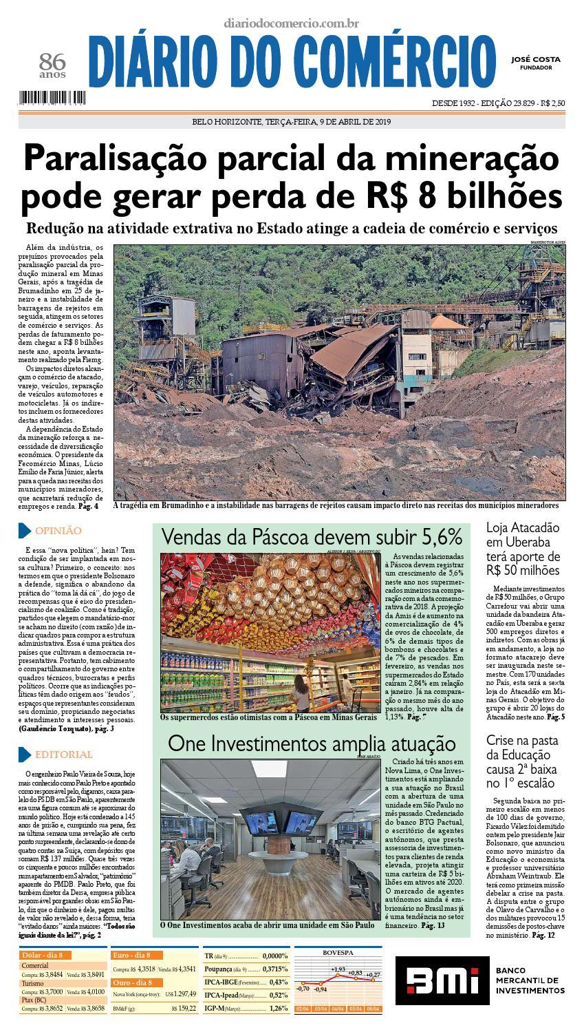 d99824d2e 23.829 by Diário do Comércio - Belo Horizonte - issuu