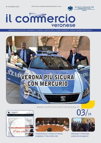 Il Commercio Veronese di marzo 2019 by Confcommercio Verona ...