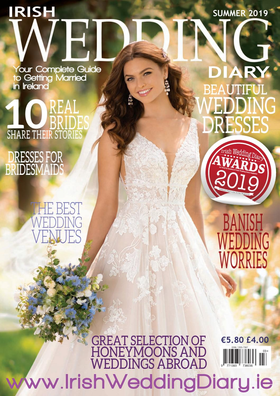 Irish Wedding Diary Summer 2019 By Irish Wedding Diary Magazine