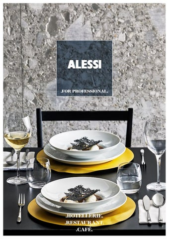 discount later nice shoes Hospitality 2019 - FR by Alessi s.p.a. - issuu