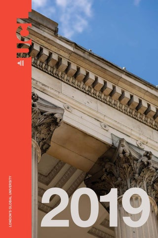 Annual Review 2019 Ucl 2034 Ucl Londons Global University