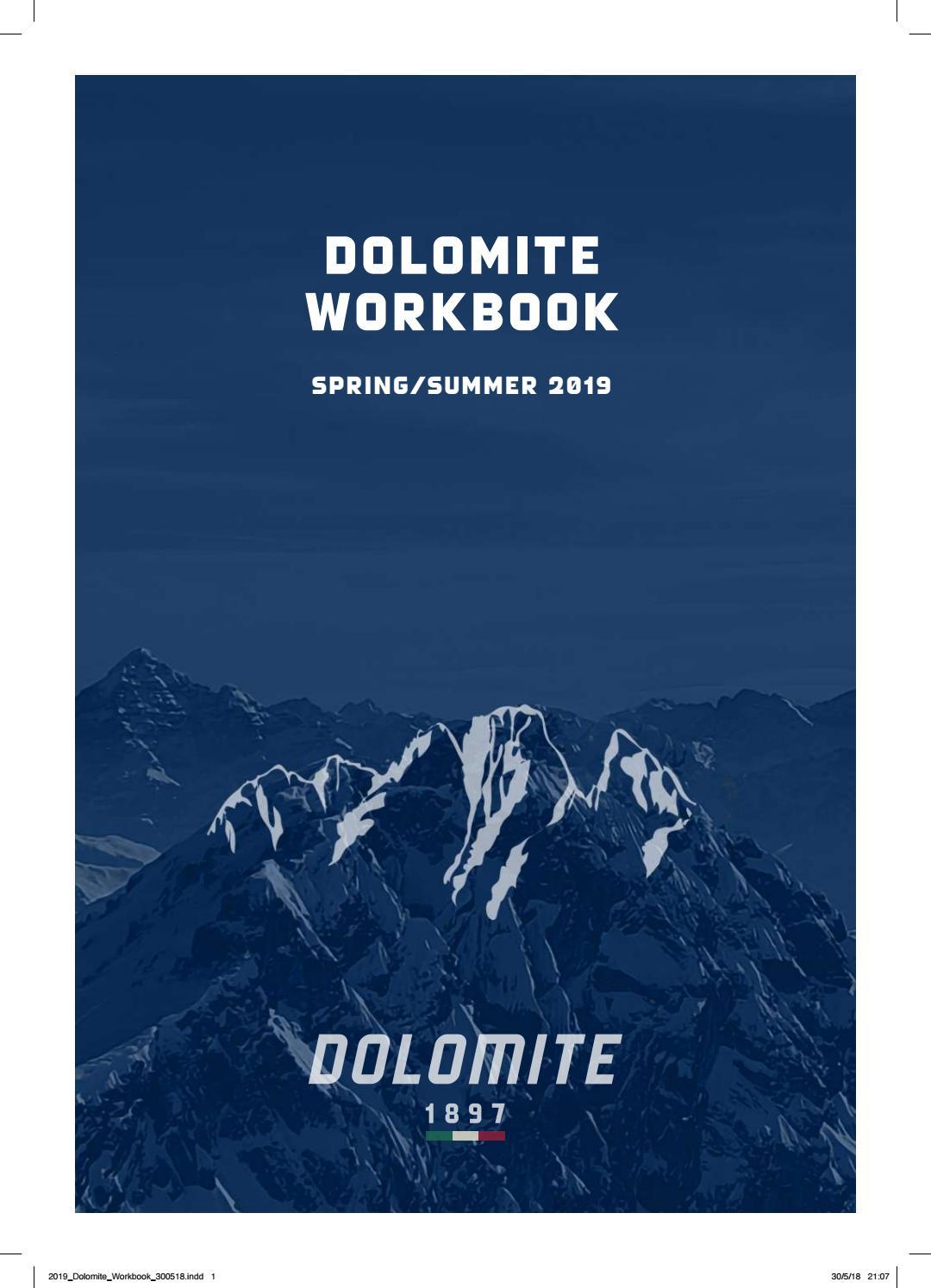 DOLOMITE JARO LÉTO 2019 by Scott Sport issuu