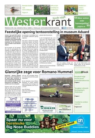 de339c74f7eee7 Westerkrant week 15 by Uitgeverij Rocomm - issuu