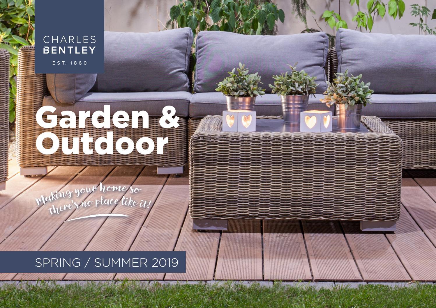 Excellent Charles Bentley Garden Collection 2019 By Charles Bentley Evergreenethics Interior Chair Design Evergreenethicsorg