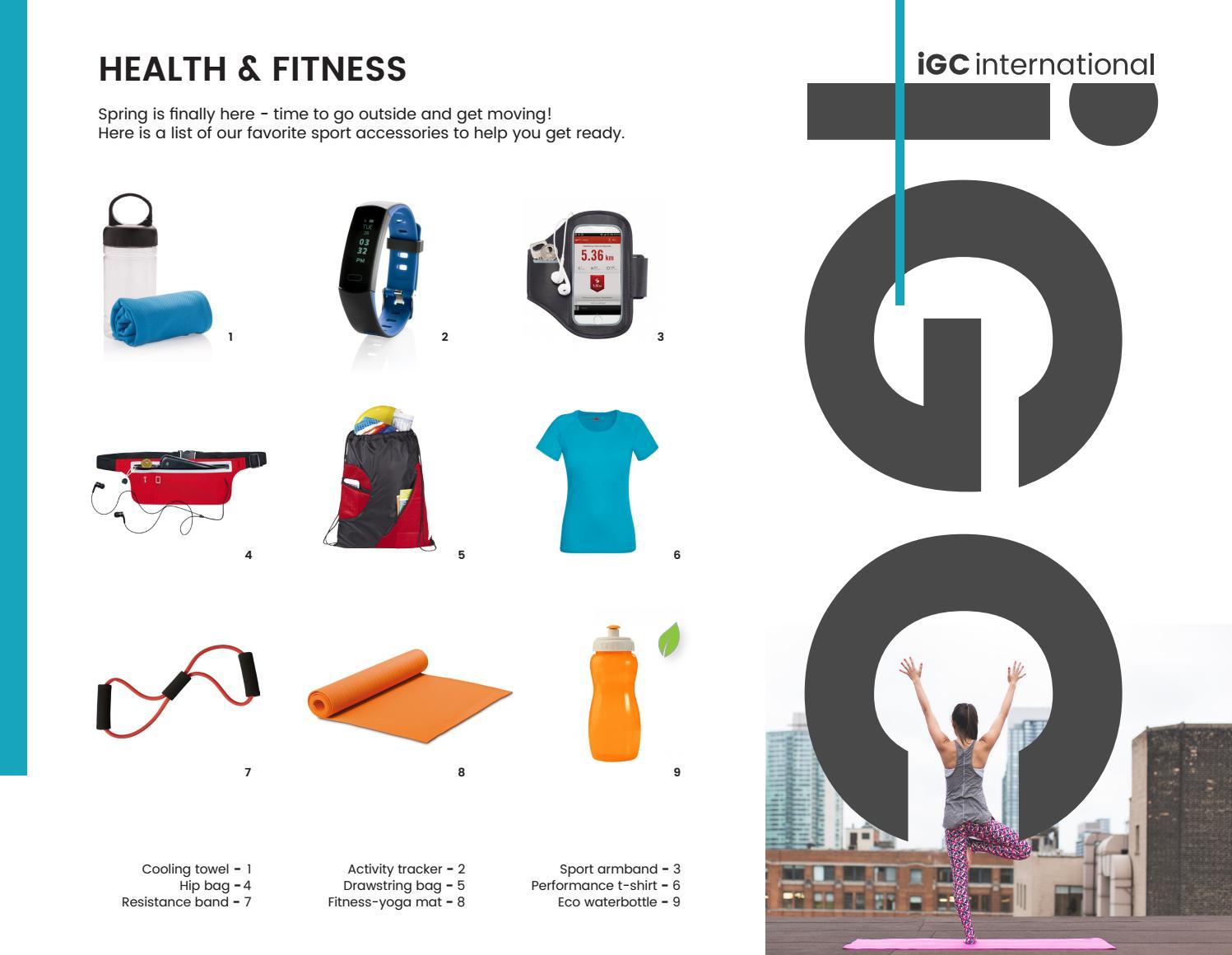 IGC International Spring Health & Fitness 2019 by IGC International