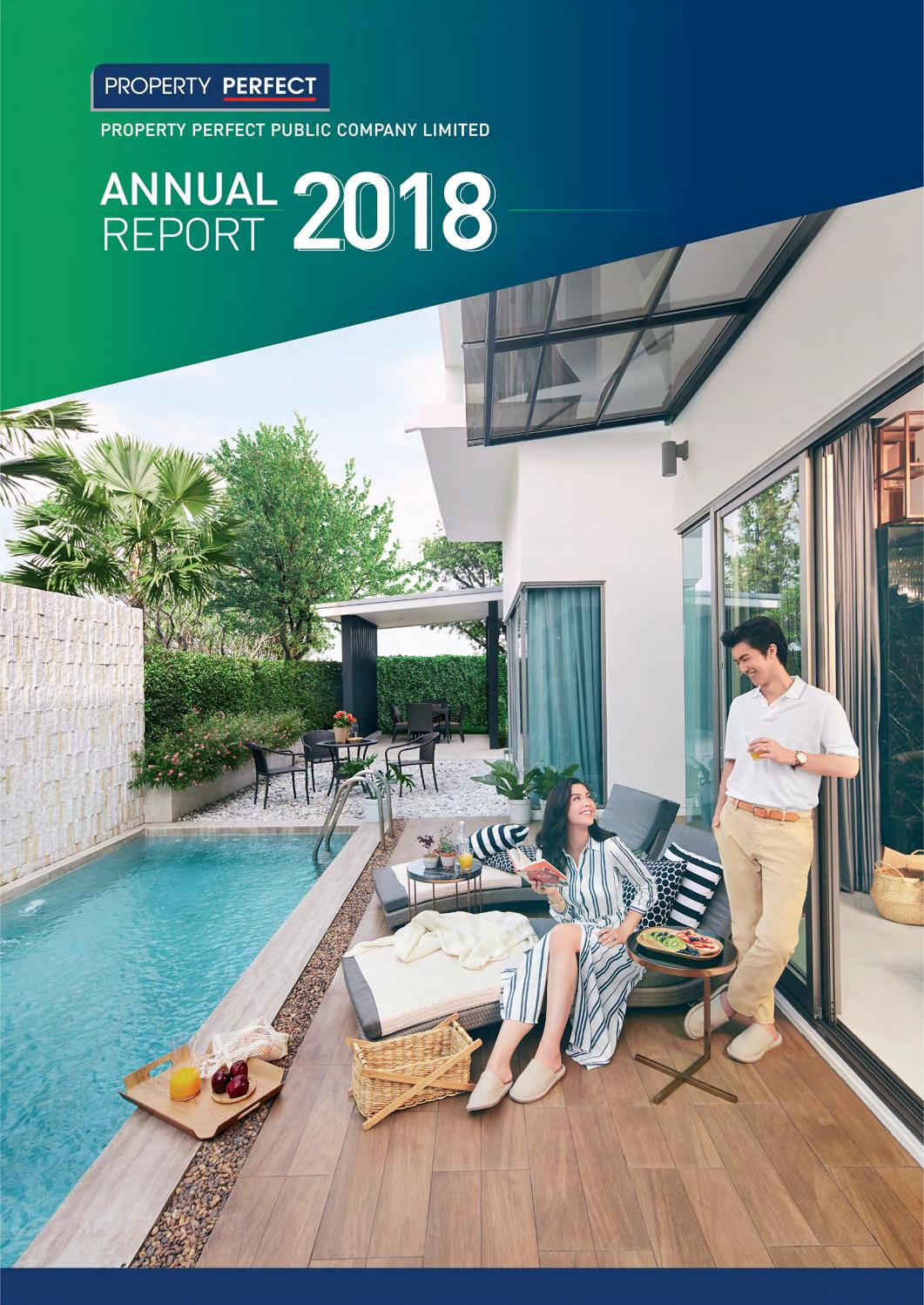 PF : Annual Report 2018 EN by propertyperfect shareinvestor