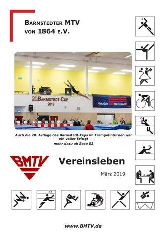 Bmtv Vereinsleben März 2019 By Barmstedter Mtv Issuu