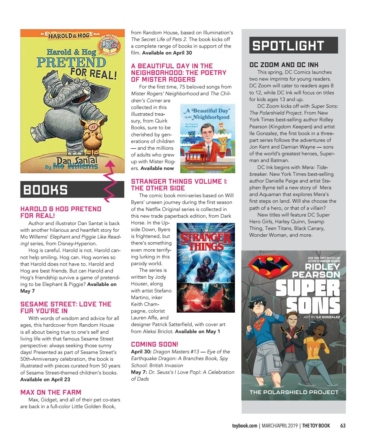 March/April 2019 by The Toy Book - issuu