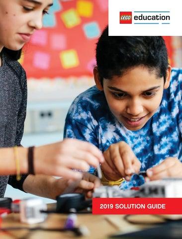 Catálogo LEGO Education 2019 versión en inglés by RO-BOTICA - issuu