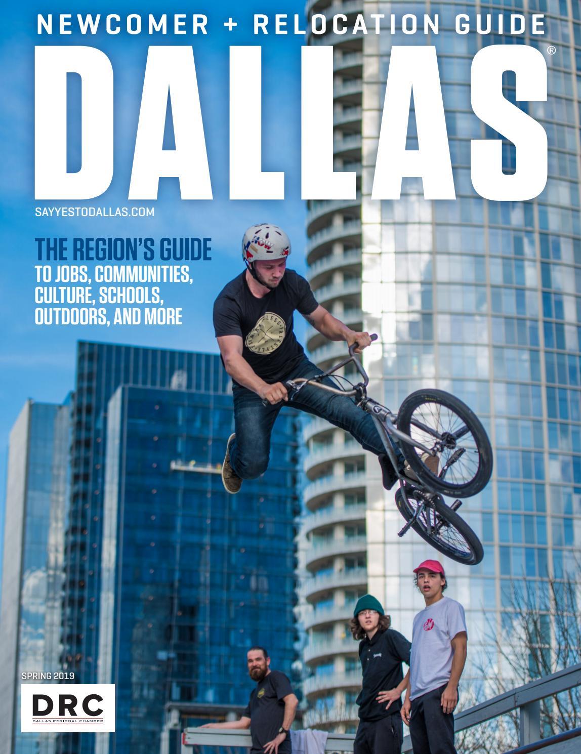 Dallas Region Newcomer & Relocation Guide by Dallas Regional