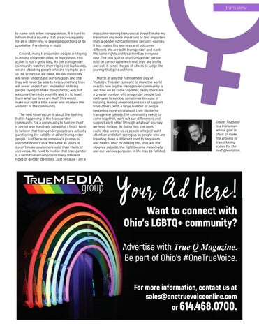 Page 13 of Is The World Against The Transgender Community?