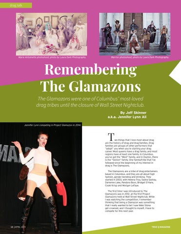 Page 20 of Remembering The Glamazons