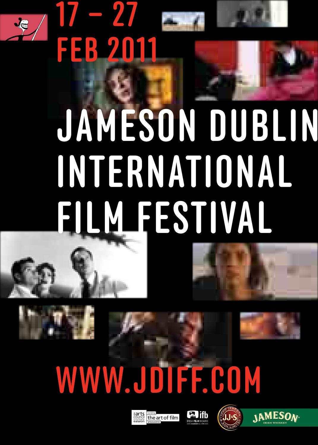 Jameson Dublin International Film Festival 2011 Catalogue by