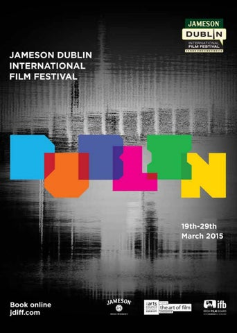 7fec1648338 Jameson Dublin International Film Festival 2015 Catalogue by Dublin ...