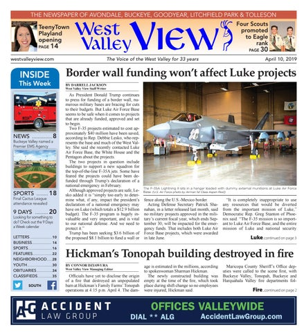West Valley View: South 04-10-2019 by Times Media Group - issuu