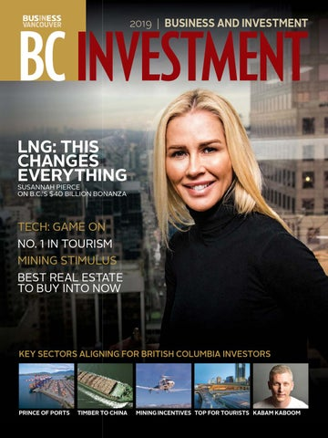 BC Investment 2019 | Business in Vancouver
