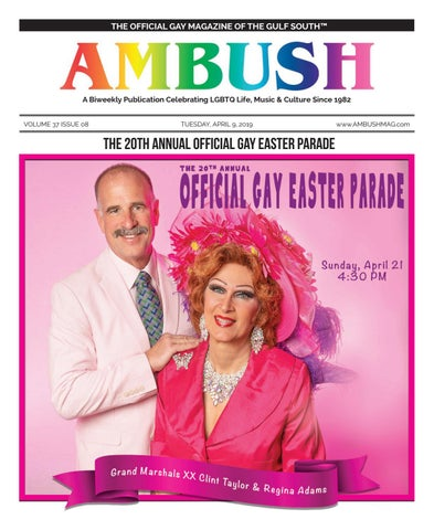 Ambush Magazine Volume 37 Issue 08 by Ambush Publishing - issuu