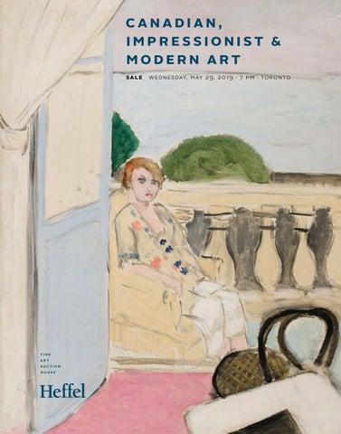 Canadian, Impressionist & Modern Art, Arts canadiens