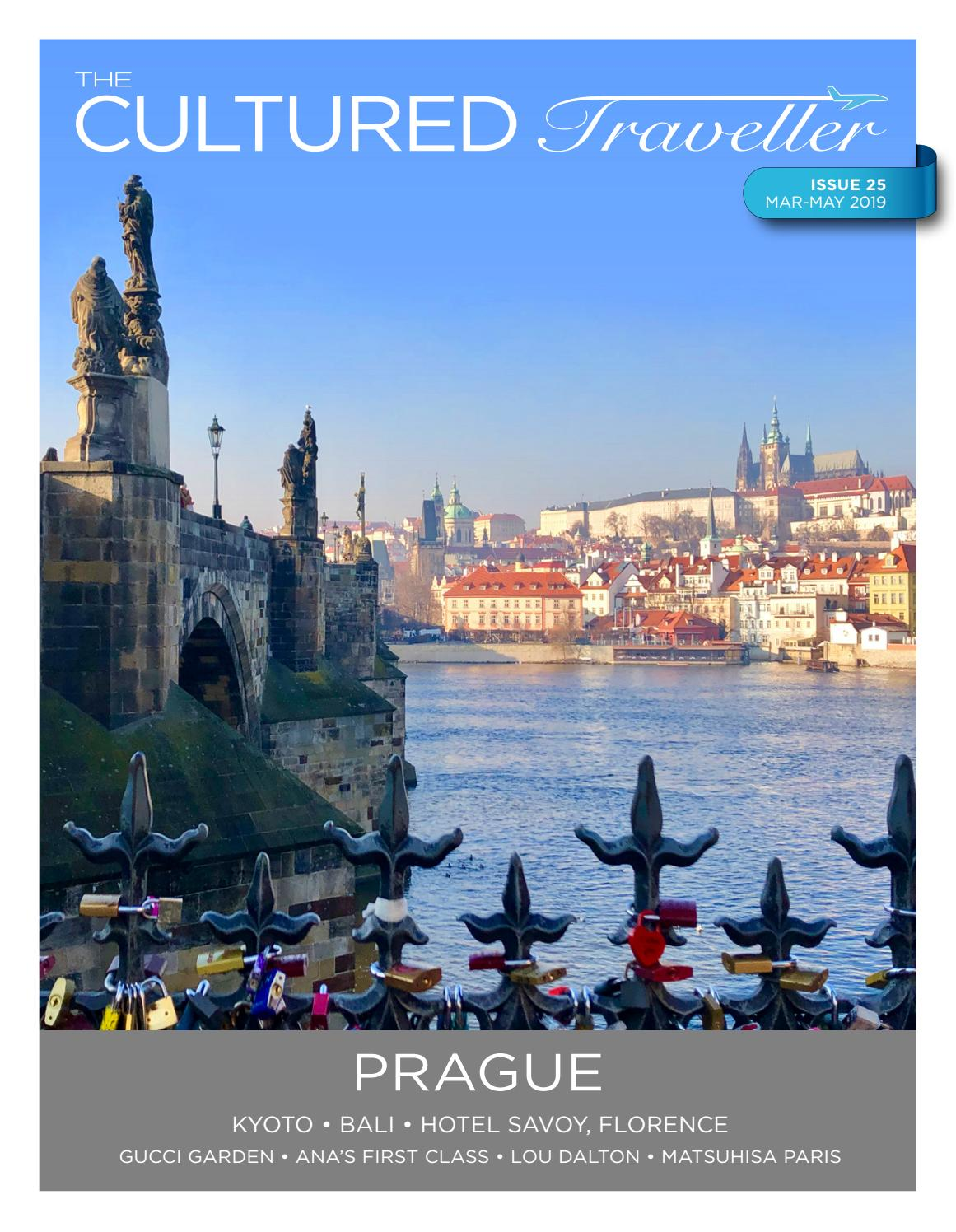 2c4552f6 The Cultured Traveller, March-May 2019 Issue 25 by The Cultured Traveller -  issuu