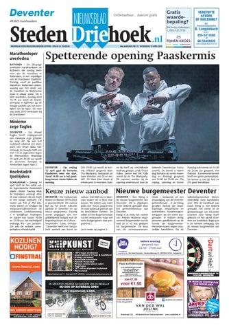 e2642f38699 Nieuwsblad Stedendriehoek Deventer wk15-2019 by Uitgeverij ...