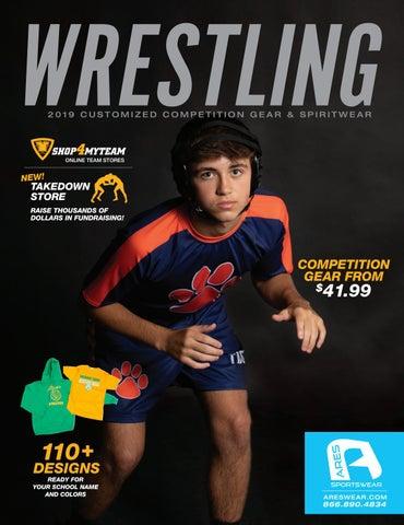 a02c647ec 2019 Ares Sportswear Wrestling Catalog by Ares Sportswear - issuu