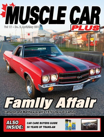 Muscle Car Plus April-May 2019 by RPM Canada - issuu