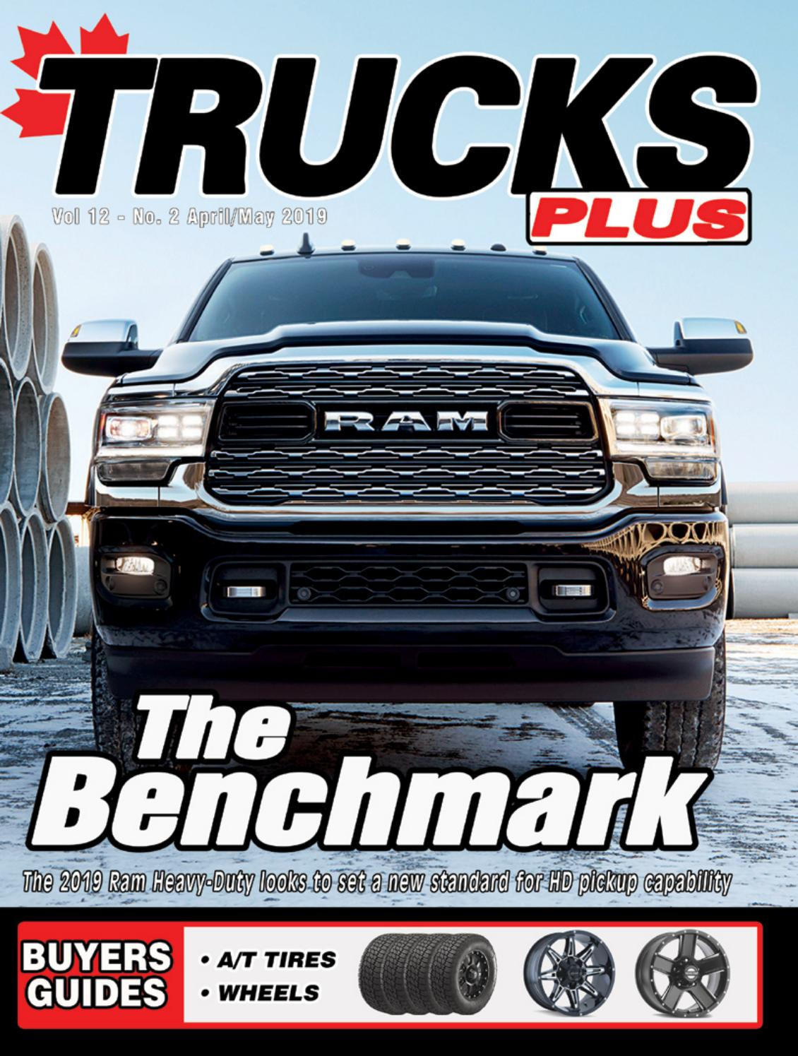 Trucks Plus April-May 2019 by RPM Canada - issuu