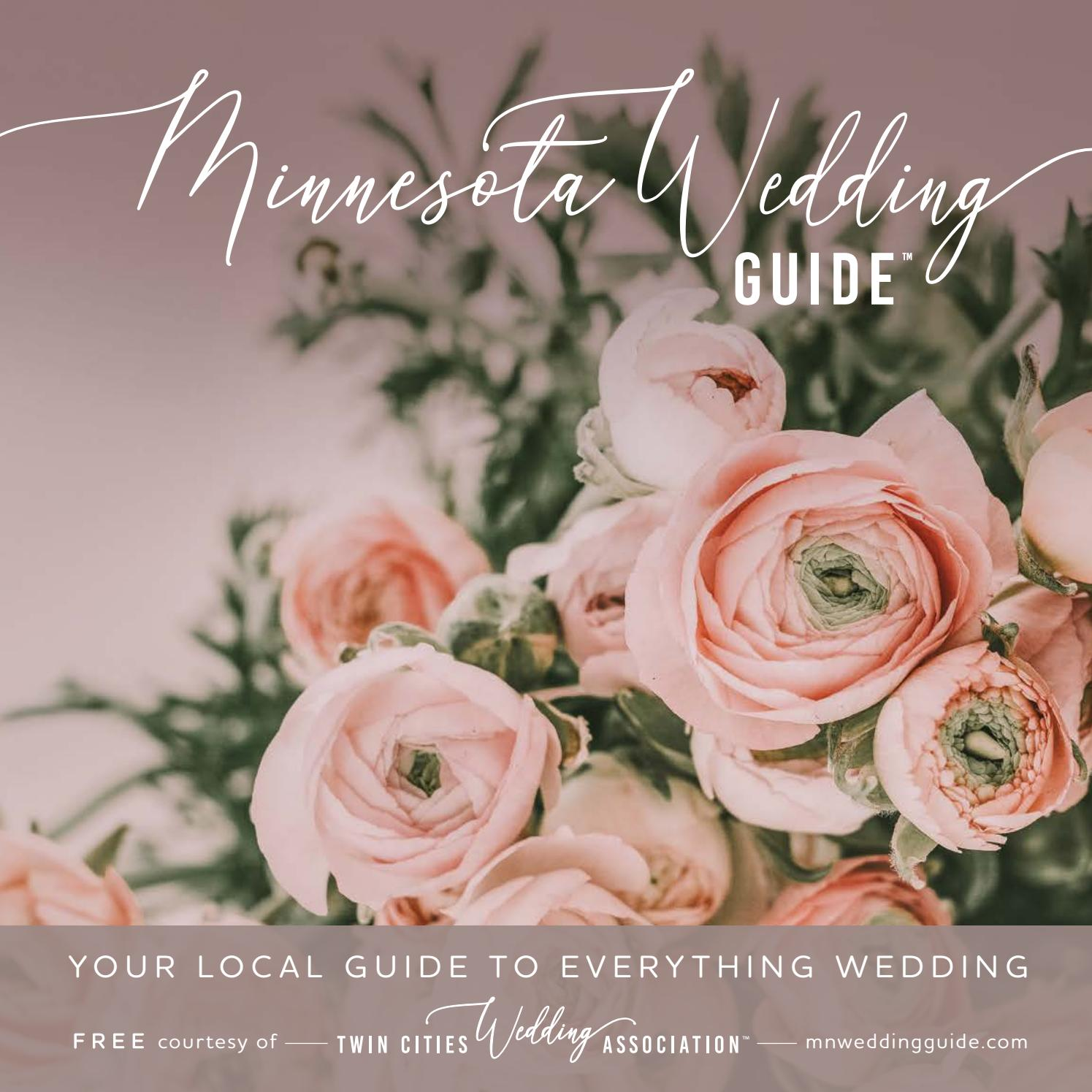 Minnesota Wedding Guide | Spring/Summer 2019 by Minnesota ...