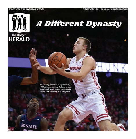 6b6cd1d1443 A Different Dynasty' - Volume 50, Issue 26 by The Badger Herald - issuu